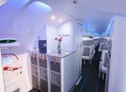 La cabine d'un CRJ... (PHOTO FOURNIE PAR BOMBARDIER) - image 3.0