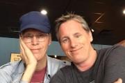 Darren Johnston (à droite), accompagné de son frère... (PHOTO TIRÉE DE LA PAGE GOFUNDME DEDEREK JOHNSTON) - image 3.0