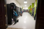 L'école Vanguard, en mars dernier.... (PHOTO ANDRÉ PICHETTE, LA PRESSE) - image 5.0