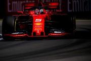 Sebastien Vettel lors des séances de qualifications.... (PHOTO OLIVIER JEAN, ARCHIVES LA PRESSE) - image 2.0