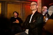 Louis Morissette, nouveau producteur de Rachid, et Laurent... (PHOTO BERNARD BRAULT, LA PRESSE) - image 4.0