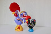 Les coqs colorés sont emblématiques du Portugal.... (PHOTO KARYNE DUPLESSIS PICHÉ, COLLABORATION SPÉCIALE) - image 5.0