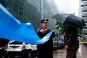 Le quartier Midtown a été temporairement évacué.... (AFP) - image 4.0