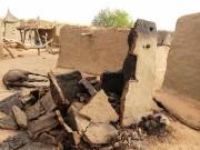 Une maison détruite à Sobane Da.... (AFP) - image 3.0