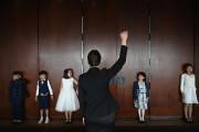 MmeCheng et les autres parents ont payé à... (PHOTO HECTOR RETAMAL, AFP) - image 3.0