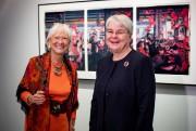 Barbara Hitchcock et Deborah Douglas, commissaires de l'exposition... (PHOTO DAVIDBOILY, LA PRESSE) - image 3.0