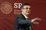 Marcelo Ebrard... (REUTERS) - image 2.0