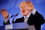 Boris Johnson a lancé sa campagne mercredi à... (AFP) - image 2.0