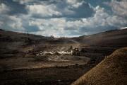 Un site d'exploitation desables bitumineuxà Fort McMurray, dans... (OLIVIER PONTBRIAND, LA PRESSE) - image 2.0