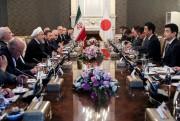 La délégation japonaise a participé mercredi à Téhéran... (REUTERS) - image 2.0