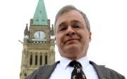 Le sénateur Dennis Patterson est originaire d'Iqaluit, au... (PHOTO SEAN KILPATRICK, LA PRESSE CANADIENNE) - image 2.0