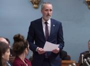 VincentMarissal, député de Québec solidaire et porte-parole du... (PHOTOJACQUESBOISSINOT, LA PRESSE CANADIENNE) - image 3.0