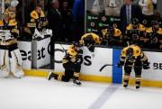 Les Bruins encaissent le choc de la défaite.... (PHOTOGREG M. COOPER, USA TODAY SPORTS) - image 4.0