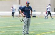 Khari Jones, nouvel entraîneur-chef des Alouettes... (PHOTOGRAHAM HUGHES, LA PRESSE CANADIENNE) - image 2.0