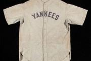 Un chandail des Yankees de New York porté par la légende Babe Ruth a été vendu... - image 2.0