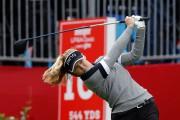 Brooke Henderson est devenue la Canadienne la plus... (PHOTO AL GOLDIS, AP) - image 2.0