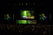 Près de 7000personnes ont assisté à la conférence... (PHOTO CATHERINE LEFEBVRE, COLLABORATION SPÉCIALE) - image 4.0