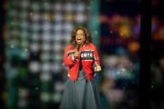 Oprah Winfrey s'est présentée sur scène vêtue d'une... (PHOTO CATHERINE LEFEBVRE, COLLABORATION SPÉCIALE) - image 7.0