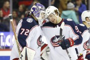 Sergei Bobrovsky et Artemi Panarin... (PHOTO GEOFF BURKE, ARCHIVES USA TODAY SPORTS) - image 2.0