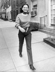 Gloria Vanderbilt à New York.... (AP) - image 3.0