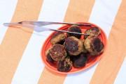 Les boulettes avec feta... (PHOTO EDOUARD PLANTE-FRÉCHETTE, LA PRESSE) - image 12.0