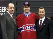 Bob Gainey, Kyle Chipchura et Trevor Timmins... (PHOTOCHUCK STOODY, ARCHIVES LA PRESSE CANADIENNE) - image 2.0