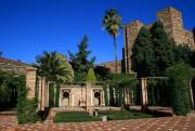 L'Alcazaba, dont la construction a commencé il y... (PHOTO GETTY IMAGES) - image 4.0