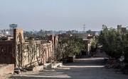 Au Caire, l'enterrement s'est déroulé dans la nuit,... (AFP) - image 2.0