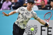Denis Shapovalov... (PHOTO GLYN KIRK, AGENCE FRANCE-PRESSE) - image 2.0