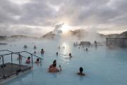 Le Blue Lagoon de Grindavik, en Islande... (PHOTOARNALDUR HALLDORSSON, ARCHIVES BLOOMBERG) - image 6.0