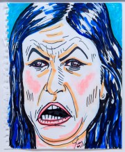 MONSTROUS!, 17mars2018, de Jim Carrey.«Voici le portrait d'une... (PHOTO ALAIN ROBERGE, LA PRESSE) - image 5.0
