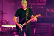 David Gilmour, avec sa « Black Strat ».... (PHOTO GREGORIO BORGIA, AP) - image 2.0