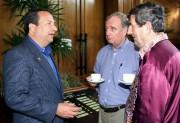 Lawrence Larry Summers, alors secrétaire du Trésor américain,Paul... (PHOTO JIMIN LAI, ARCHIVES AGENCE FRANCE-PRESSE) - image 4.0