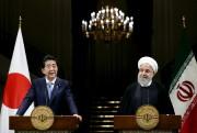 Le premier ministre japonais Shinzo Abe a visité... (PHOTOEBRAHIM NOROOZI, ARCHIVES ASSOCIATED PRESS) - image 11.0