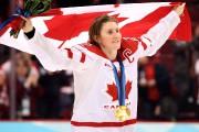 Hayley Wickenheiser... (PHOTO JONATHAN HAYWARD, ARCHIVES LA PRESSE CANADIENNE) - image 2.0