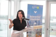Valérie Plante, mairesse de Montréal, en point de... (PHOTO MARTIN CHAMBERLAND, LA PRESSE) - image 2.0