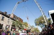 Les 10 ans de Montréal Complètement Cirque nous rappellent la... (CINDY BOYCE) - image 4.0