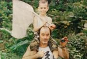 Georges Brossard et David Marenger au Mexique, en... (PHOTO FOURNIE PAR LA FAMILLE DE GEORGES BROSSARD) - image 3.0