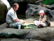 William Hurt et Marc Donato dans le film... (PHOTO ARCHIVES LA PRESSE) - image 6.0