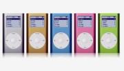 La gamme iPod Mini, lancée en février 2004... (PHOTO ARCHIVES ASSOCIATED PRESS) - image 5.0