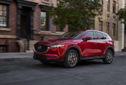 Un Mazda CX-5 2018... (PHOTO FOURNIE PAR MAZDA) - image 4.0