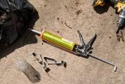 Une pommelle extensible pour gouttière, des supports pour... (PHOTO MARCO CAMPANOZZI, LA PRESSE) - image 2.0