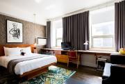 Une chambre du Drake Hotel, à Toronto... (PHOTO FOURNIE PAR DRAKE HOTEL PROPERTIES) - image 3.0