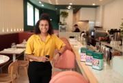 Rencontre avec Maëva Costedoat, cofondatrice des cafés MushUp,... (PHOTO MARTIN CHAMBERLAND, LA PRESSE) - image 3.0