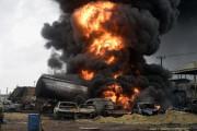 Douze personnes ont trouvé la mort dans l'explosion d'un oléoduc... (AFP) - image 2.0