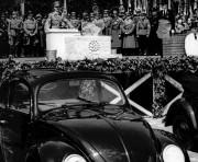 L'histoire a retenu que Ferdinand Porsche était le... (PHOTO AP) - image 4.0
