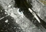 Une image captée par Hayabusa2 à son atterrissage.... (AP) - image 2.0
