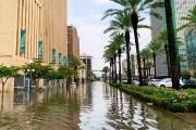 Les digues protégeant la ville sont prévues pour... (REUTERS) - image 2.0