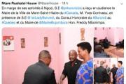 Sur le réseau social Twitter, la présidence burundaise... (IMAGE TIRÉE DE TWITTER) - image 6.0