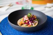 Le taco au poisson de La Condesa est... (PHOTO FOURNIE PAR LA CONDESA) - image 5.0